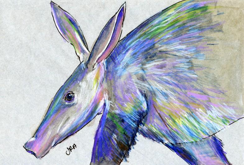 Orycteropus afer