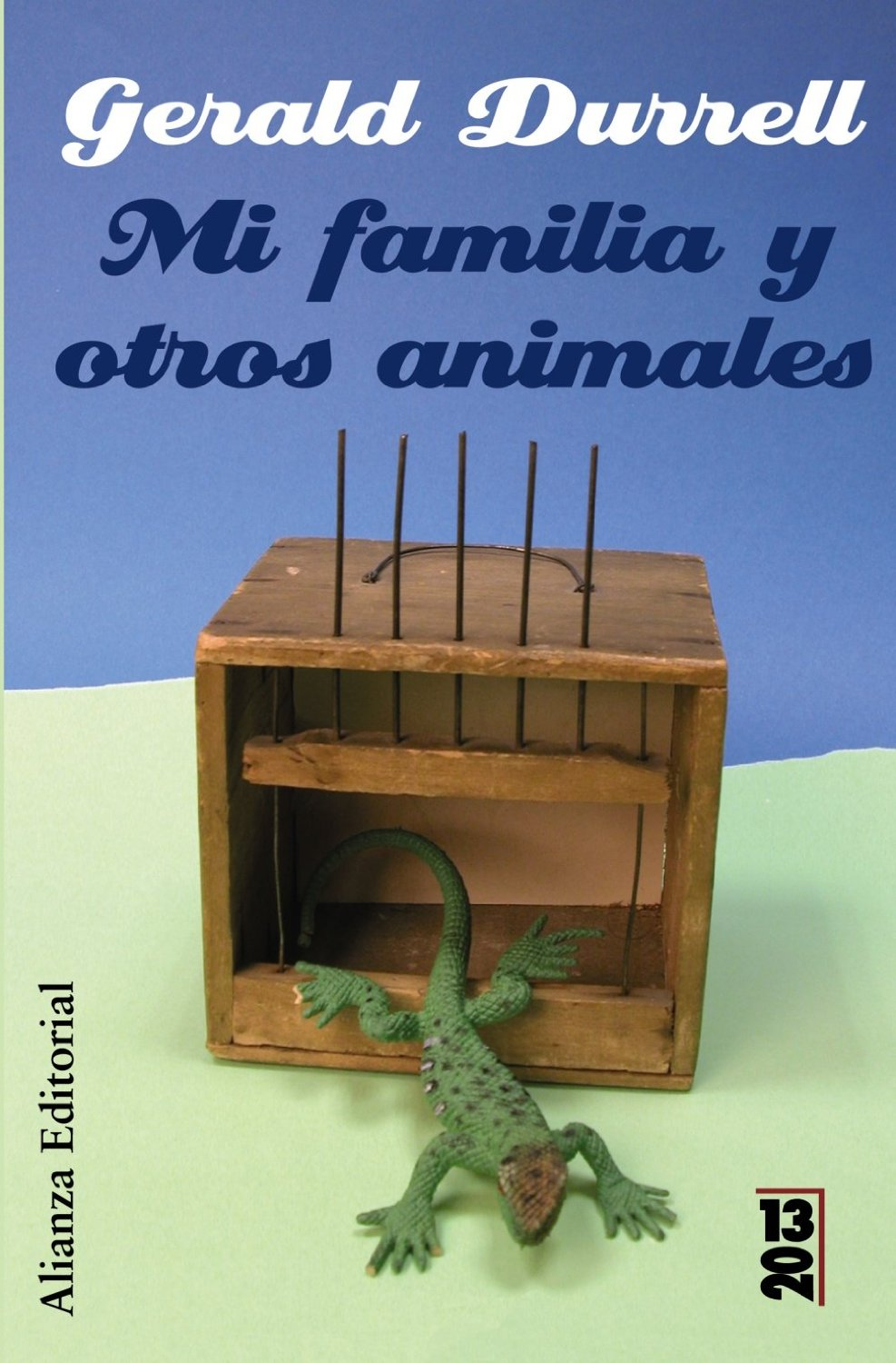 family and other animals book review