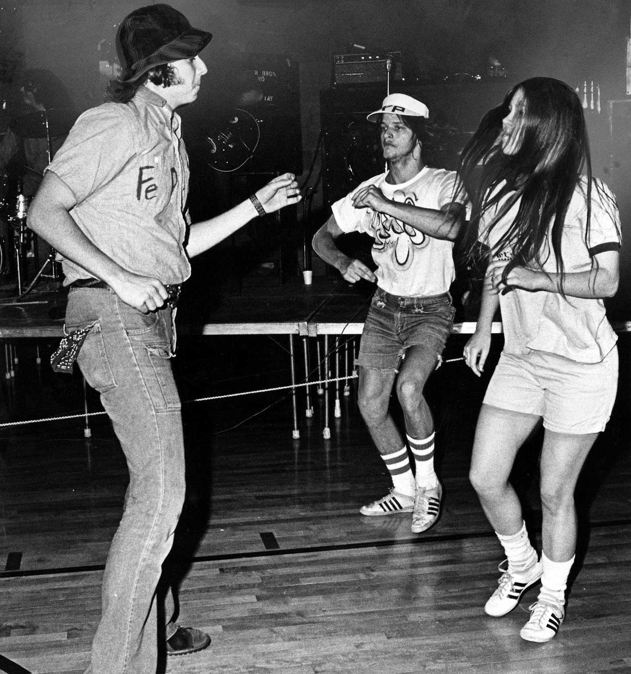 Dance marathon in Pittsburgy, 1973