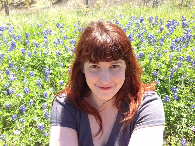 Me with bluebonnets
