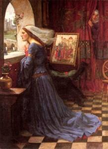 Fair Rosamund by J.W. Waterhouse, 1905