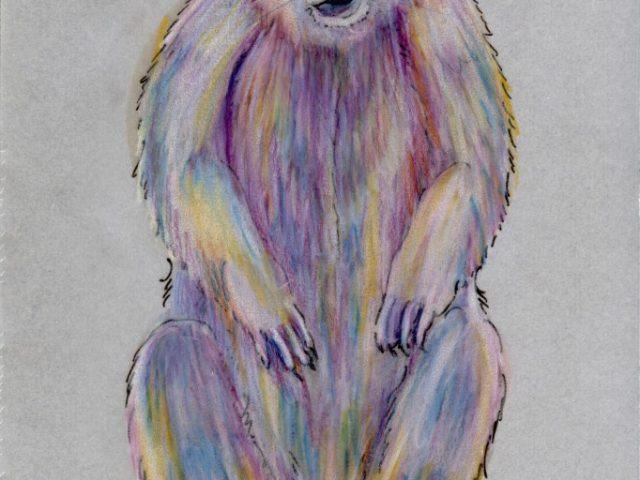 World Cup: France's Alpine Marmot (Marmota marmota)