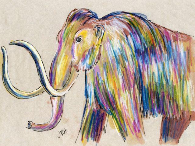 24 Hours: Woolly Mammoth (Extinctus gargantuus)